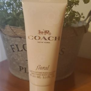 Coach body lotion - floral